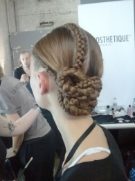 Hairstyling la biosthetique for lala BERLIN 2011