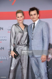 Hitman Premiere  Berlin - Grooming f. Rupert Friend & Hair & Make up f. Aimee Mullins