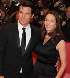 Berlinale international Film Festival Opening 2011 - Hair & Make up f. Diane Lane & Grooming f. Josh Brolin